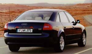 Audi A6 C5 TDI 1900 1100 CV Reprogrammation