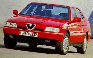 Alfa 164 2500 TD 125CV Reprogammation Eprom/chiptuning